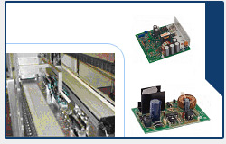 Automatic Testing Equipment development development,  Power Supplies Switching development,